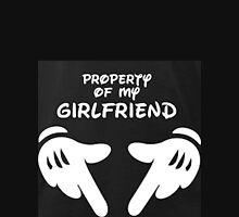 Property of my girlfriend  Hoodie