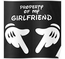 Property of my girlfriend  Poster