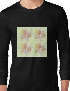 Lollipop Mandalas Long Sleeve T-Shirt