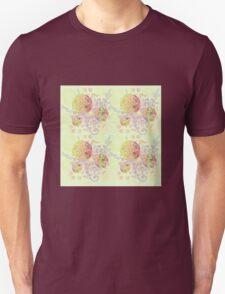 Lollipop Mandalas Unisex T-Shirt