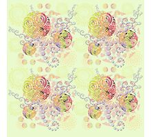 Lollipop Mandalas Photographic Print