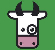 Cow / Kuh / Vache / Vaca / Vacca / Koe by MrFaulbaum