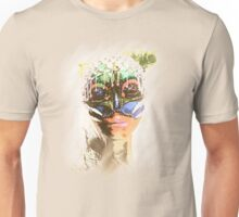 Feathers and Beads Unisex T-Shirt
