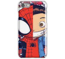 spider verse iPhone Case/Skin