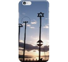 Wellington City To Sea Bridge iPhone Case/Skin