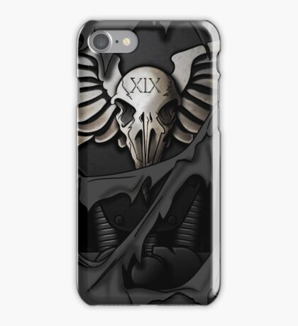 Raven Guard Armor iPhone Case/Skin