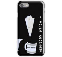 Mr Wolf iPhone Case/Skin