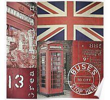 Very british Poster