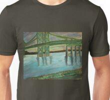 Bridge Over the Mississippi Unisex T-Shirt