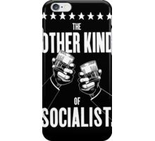 The Other Kind of Socialist - Drinking! iPhone Case/Skin