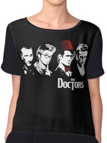 The Doctors Chiffon Top