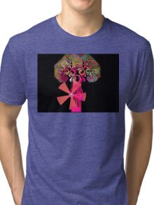 Pretty in Pink Tri-blend T-Shirt