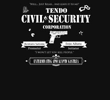 Tendo Civil Security Unisex T-Shirt
