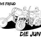 Live Freud, Die Jung (Cycles) by Micah D'Archangel