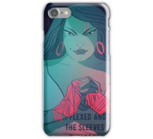She's A Knockout iPhone Case/Skin