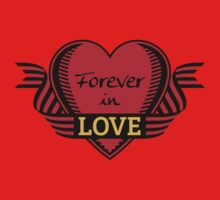 Forever in love (Heart, 3C) by MrFaulbaum