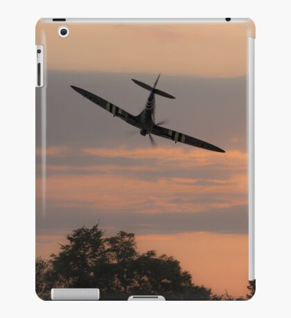Spitfire Sundown iPad Case/Skin