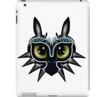 Toothless Mask 2 iPad Case/Skin