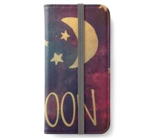 I love you to the moon iPhone Wallet/Case/Skin
