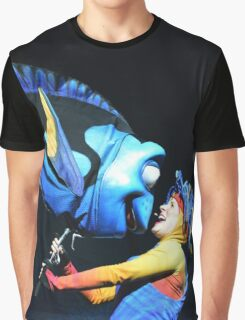 I'm Not Even Sure What I Just Said - Finding Nemo: the Musical Graphic T-Shirt