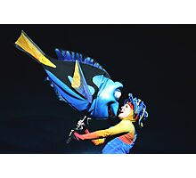 I'm Not Even Sure What I Just Said - Finding Nemo: the Musical Photographic Print