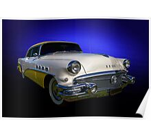 1956 Buick Poster