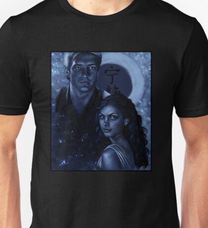 Sail this universe Unisex T-Shirt