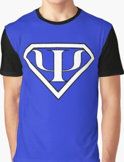 Psychology Superpower (Updated) Graphic T-Shirt