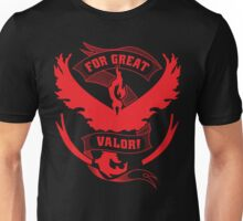 For Great Valor! Unisex T-Shirt
