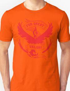 For Great Valor! Unisex T-Shirt
