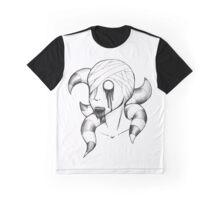 Hollow Graphic T-Shirt