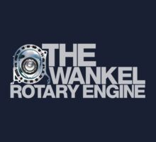 The Wankel Rotary Engine (1) by PlanDesigner