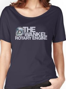 The Wankel Rotary Engine (1) Women's Relaxed Fit T-Shirt