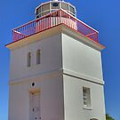 Cape Borda Lighthouse, Kangaroo Island, South Australia by Adrian Paul