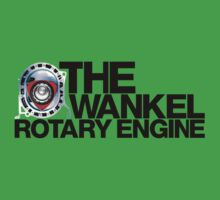 The Wankel Rotary Engine (3) Kids Clothes