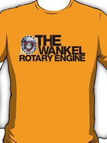 The Wankel Rotary Engine (3) T-Shirt