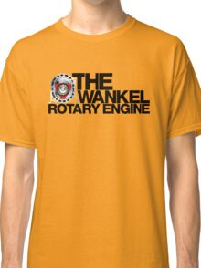 The Wankel Rotary Engine (3) Classic T-Shirt