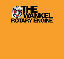 The Wankel Rotary Engine (3) Unisex T-Shirt