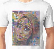 Imany Nadia Mladjao Windows of the Soul  Unisex T-Shirt