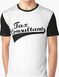 Tax consultant Graphic T-Shirt