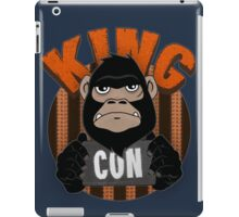 King Con iPad Case/Skin