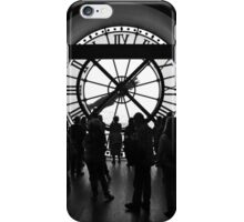 And Here Is Where Tourists And Time Stood Still... iPhone Case/Skin