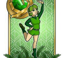 Forest Sage by mikaelaK