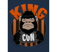 King Con Photographic Print