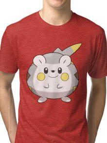 Togedemaru  Tri-blend T-Shirt