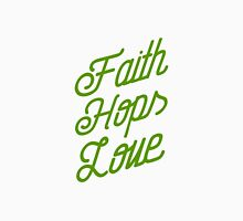 Faith, Hops, Love - Glaube, Hopfen, Liebe Classic T-Shirt