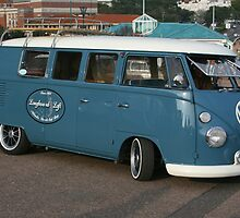 The Coolest Camper Van by RedHillDigital