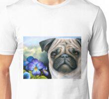Dog 133 Pug Unisex T-Shirt