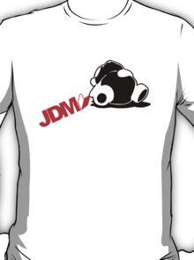 Sleepy Panda JDM (5) T-Shirt
