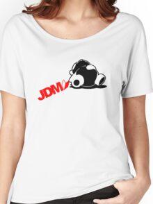 Sleepy Panda JDM (5) Women's Relaxed Fit T-Shirt